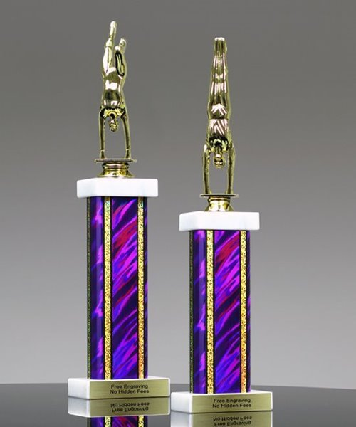 Picture of Traditional Gymnast Trophy