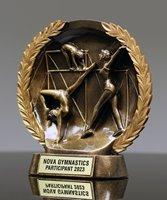 Picture of Gymnastics Bronzestone Female