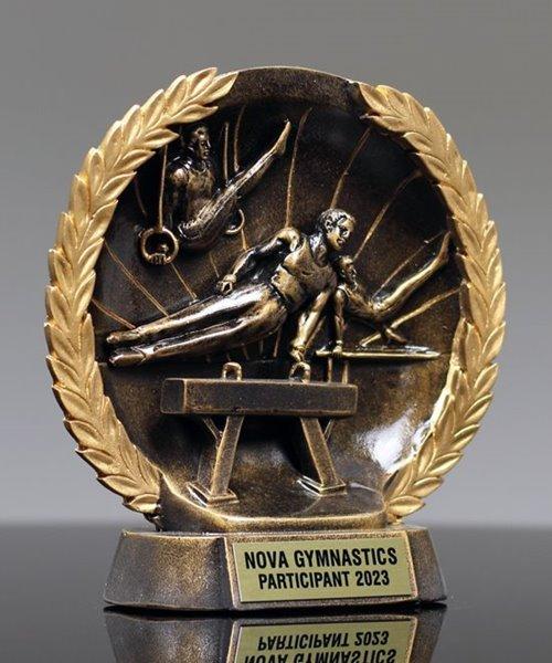 Picture of Gymnastics Bronzestone Male