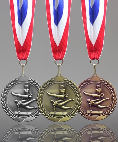 Picture of Traditional Gymnastics Medal