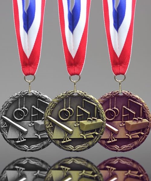 Picture of Classic Gymnastics Medal