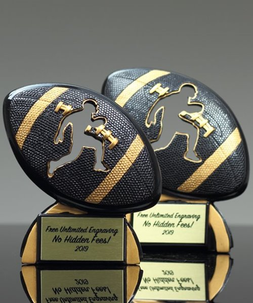 Picture of Shadow Football Trophy