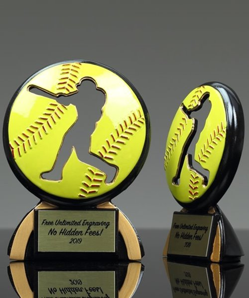 Picture of Shadow Softball Trophy