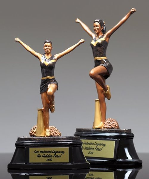 Picture of Liberty Cheer Trophy
