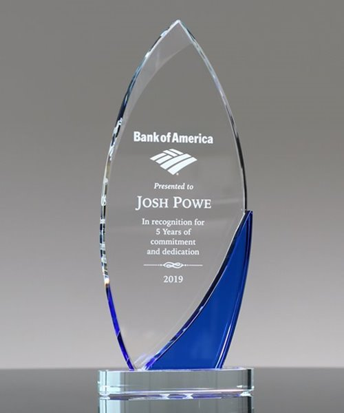 Picture of Corporate Surge Crystal Award