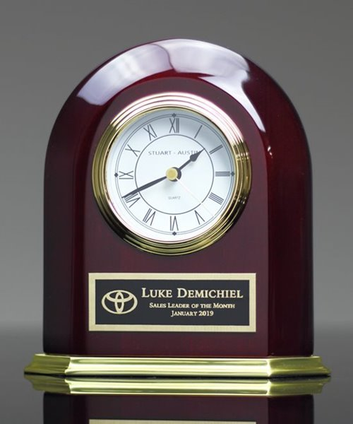 Picture of Arched Table Clock