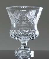 Picture of Champion Crystal Trophy Vase