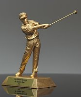 Picture of GoldStone Male Golf Swing