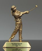Picture of GoldStone Female Golf Swing