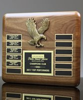 Picture of American Eagle Perpetual Plaque