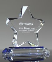 Picture of Blue Twinkle Star Award