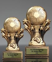 Picture of Rising Star Soccer Trophy