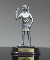 Picture of Silverstone Series Female Darts Award
