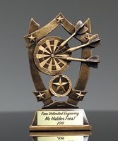 Picture of Star Shield Darts Trophy