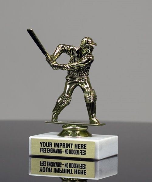Picture of Economy Cricket Batsman Trophy