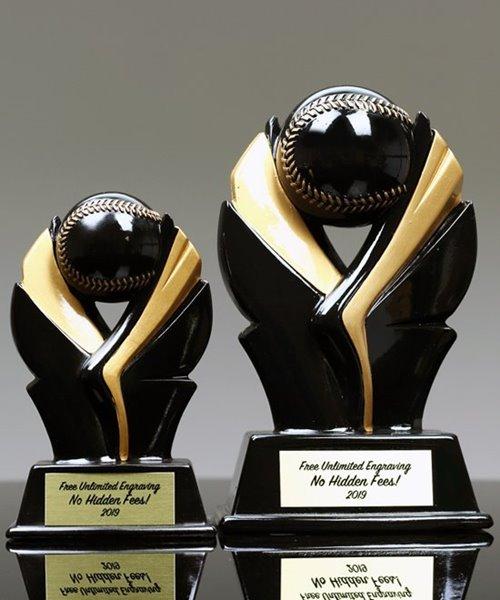 Picture of Achievement Baseball Award