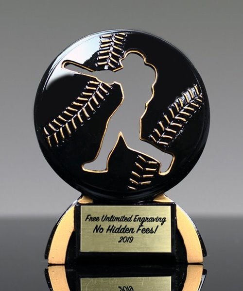 Picture of Baseball Shadow Trophy