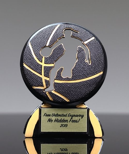 Picture of Basketball Female Shadow Trophy