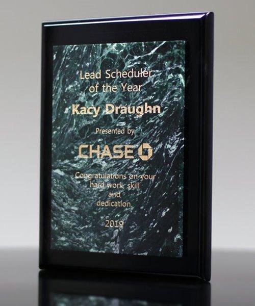 Picture of Ravena Award Plaque