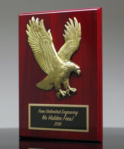 Picture of Spirit Eagle Plaque