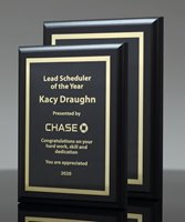 Picture of Associate Gold Plaque