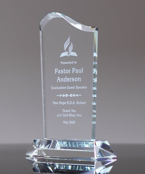Picture of Christian Recognition Award