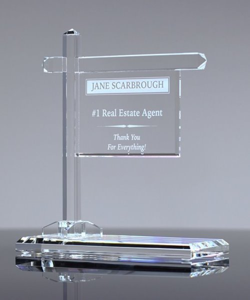 Picture of Crystal Real Estate Sign