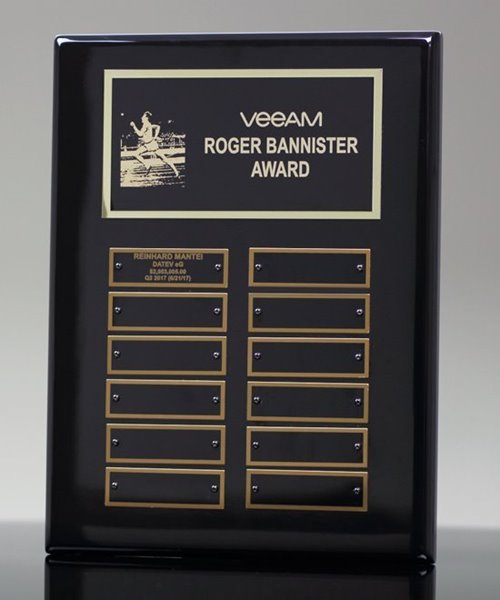Picture of Excellent Performance Plaque