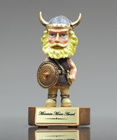 Picture of Viking Bobblehead Mascot Trophy