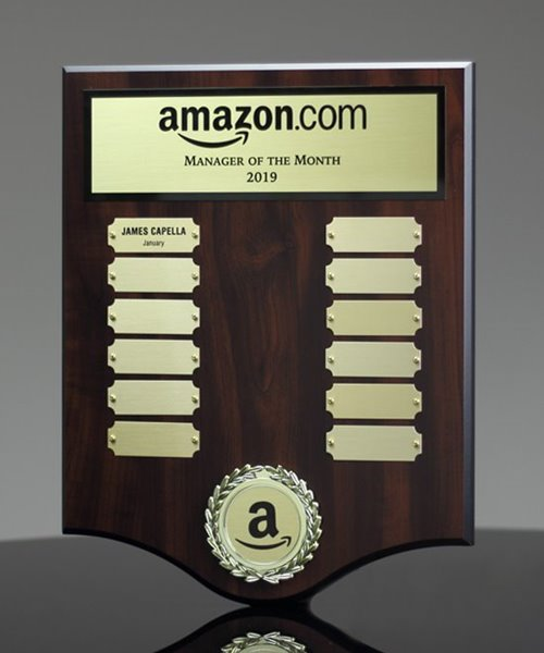 Picture of Perpetual Recognition Plaque