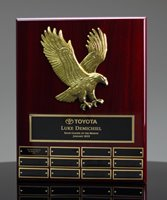 Picture of Soaring Eagle EOM Awards Plaque