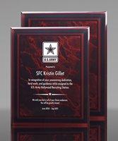 Picture of Crimson Acrylic Plaque