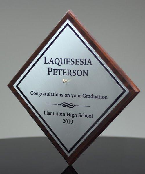 Picture of Graduation Tassel Plaque