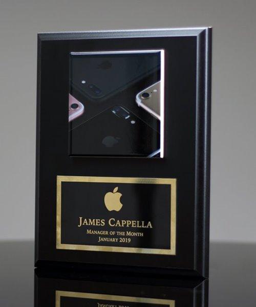 Picture of Ceramic Tile Plaque Award