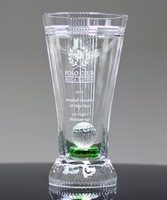 Picture of Crystal Trans Golf Cup