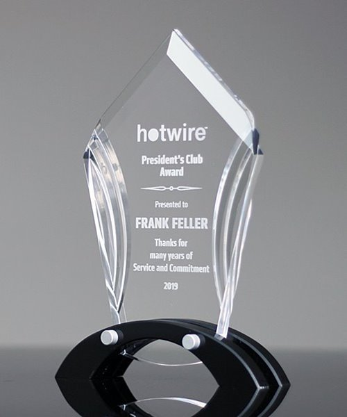 Picture of Ascent Acrylic Award
