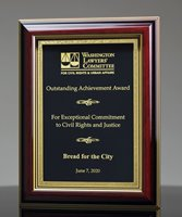 Picture of Achievement Recognition Plaque