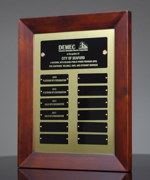 Picture of Distinction Cherry Frame