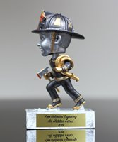 Picture of Fireman Bobble Head