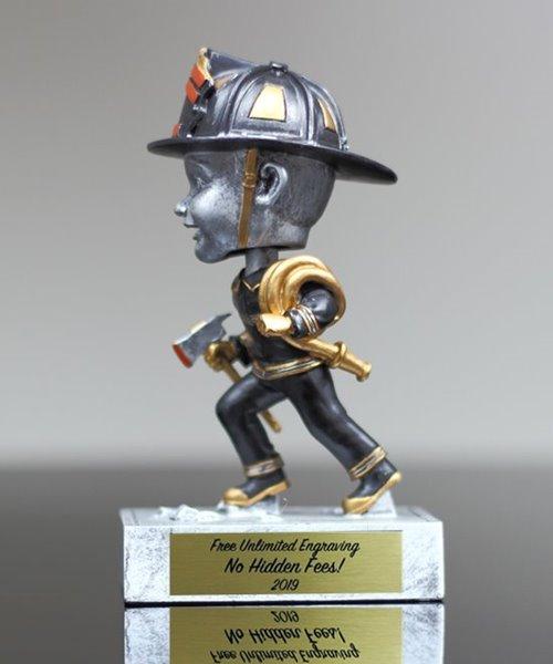 Picture of Fireman Bobble Head