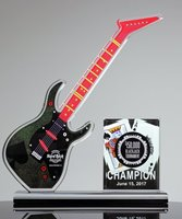 Picture of Custom Guitar Sculpture