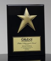 Picture of Star Employee Award Plaque