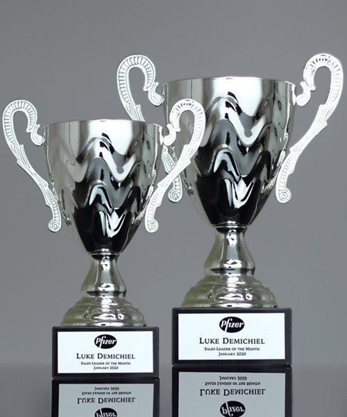 Picture of Traditional Silver Cup Trophy