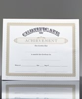 Picture of Certificate of Achievement
