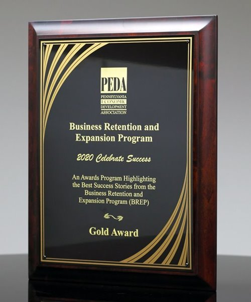 Picture of Executive Award Plaque