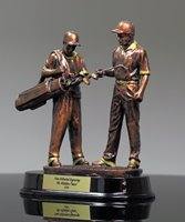 Picture of Signature Golfer & Caddy Award