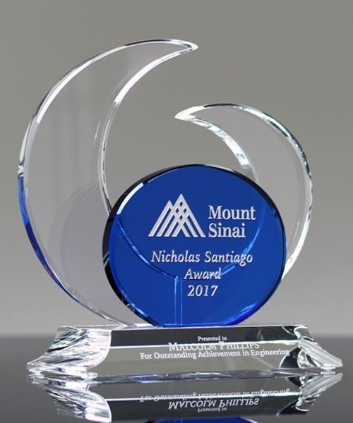 Picture of Elliptic Crystal Award