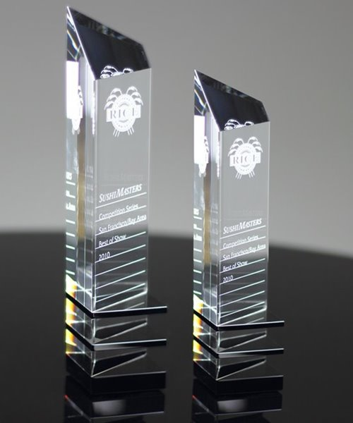 Picture of Innovator Crystal Awards
