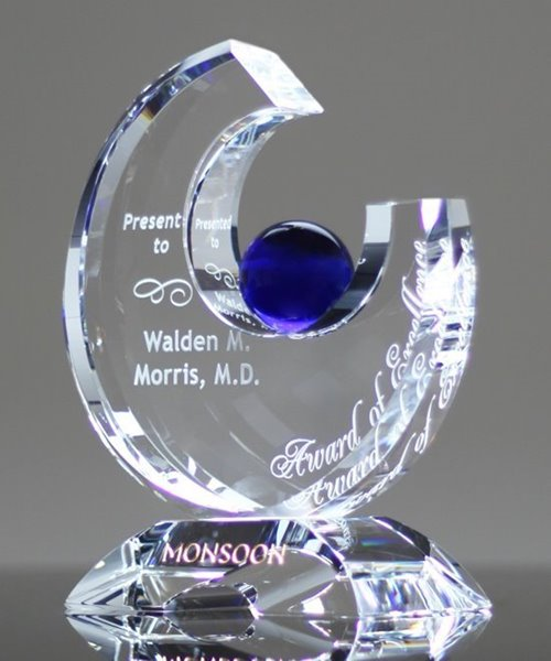 Picture of Chalcee Crystal Award