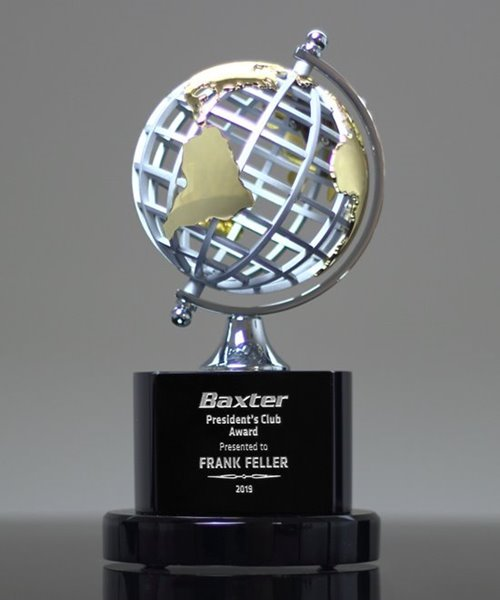 Picture of Chroma World Globe Trophy